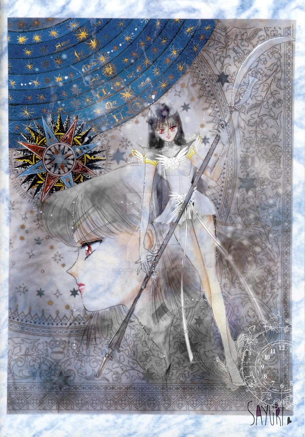 Sailor Calypso - Cosmos Style by Sayuri-Tomoe