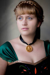 Anna // Coronation Dress #1