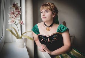 Anna // Coronation Dress #2