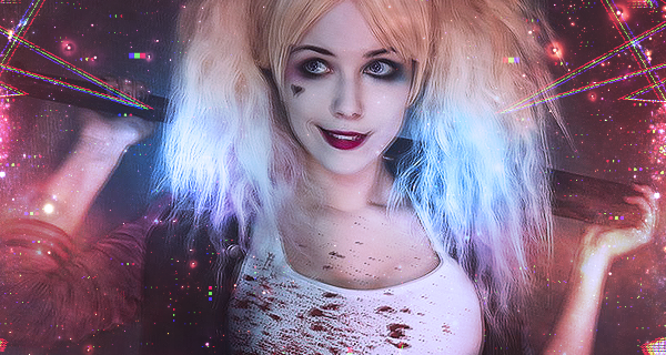 Harley Quinn Sign :3 by VongolaIriezzPhox