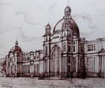 railway station in Lviv