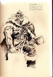 Togarmah -- Thor by danielbrannan