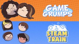 Game Grumps Desktop Background by AlexTehKidd