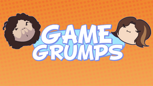Simple Game Grumps Background by AlexTehKidd