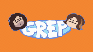 Grep W/ Dunny by AlexTehKidd