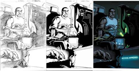 Benoist pg6 process by MicahJGunnell
