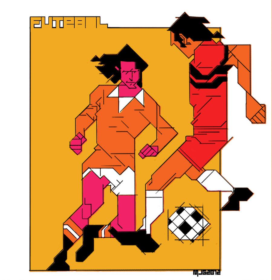 Futebol by MicahJGunnell