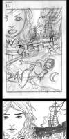 Idolized 1 pg 14 FULL PROCESS by MicahJGunnell