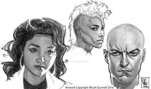 X-men Studies