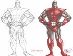 Colossus Before and After