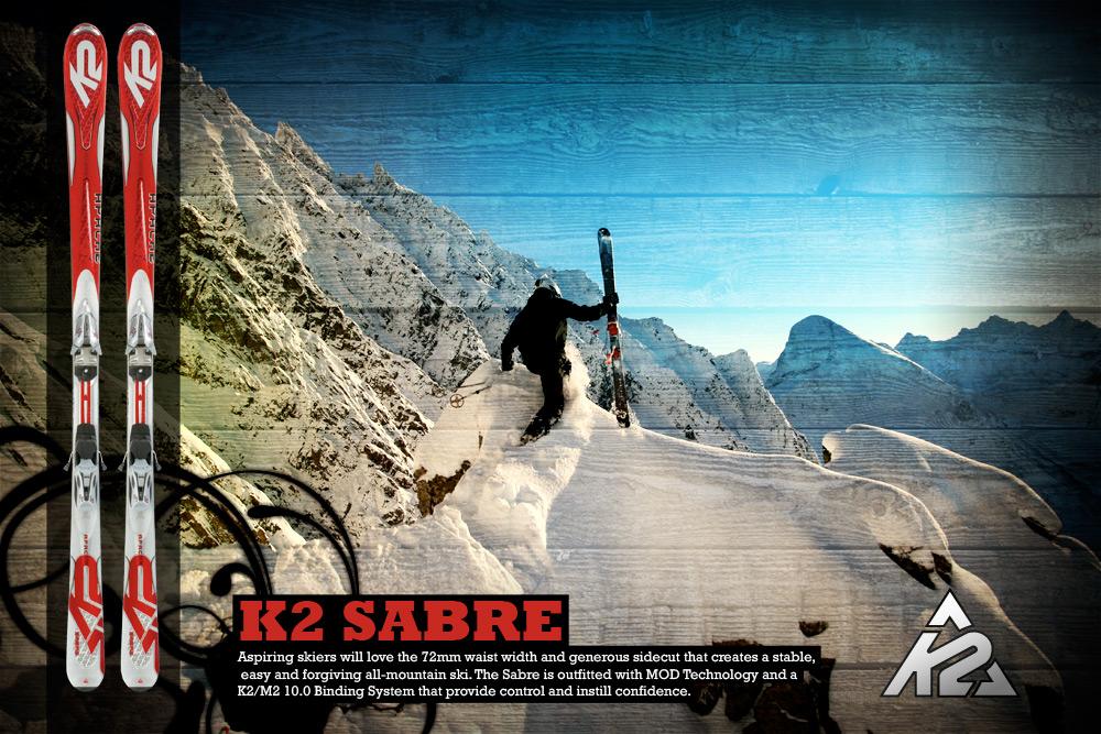 K2 Ski By Pmparius