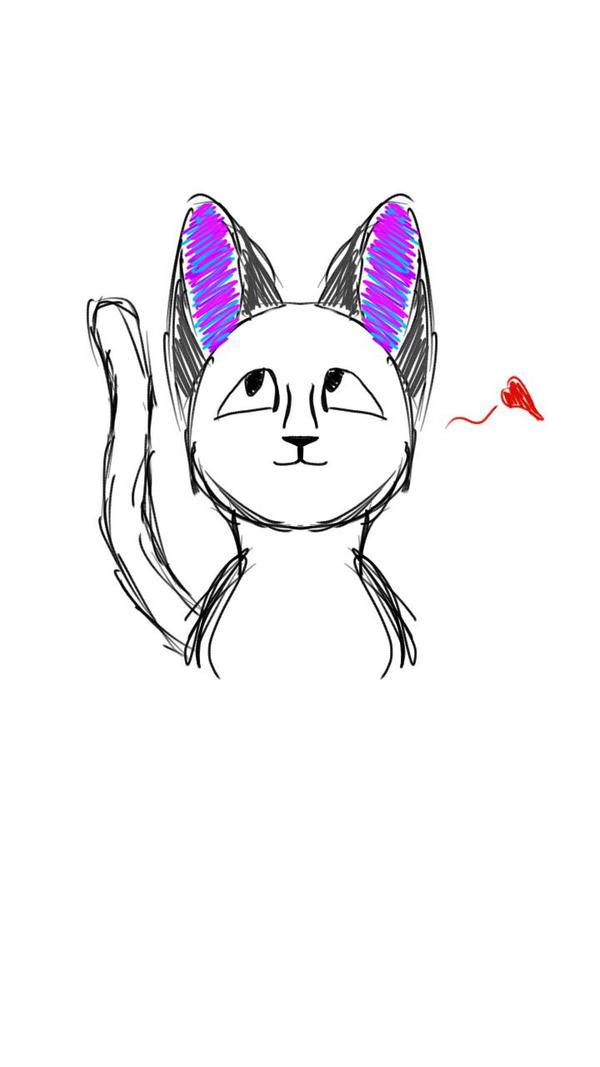 Mew! by EyelessJack20211