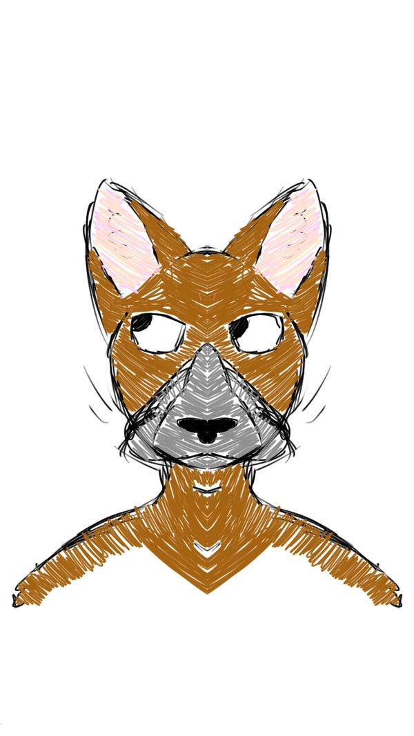 Werewolf.  by EyelessJack20211