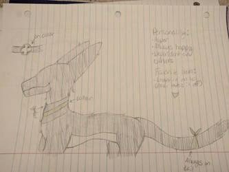 Mystery Sen for- TheAlbinoCrow by EyelessJack20211