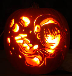 Pumpkin - Rock breaker Toph