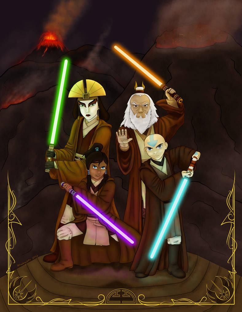 Avatar Jedi Council