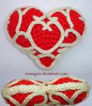Zelda Heart Amigurumi