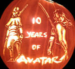 10 Years of Avatar - Pumpkin
