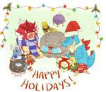 SSnuzlocke: Happy Holidays!