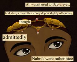 Daeva Eyes