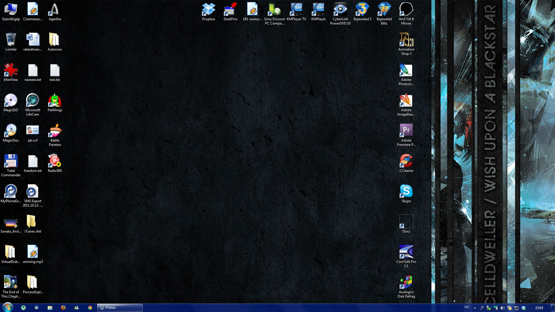 Celldweller desktop by Pilica