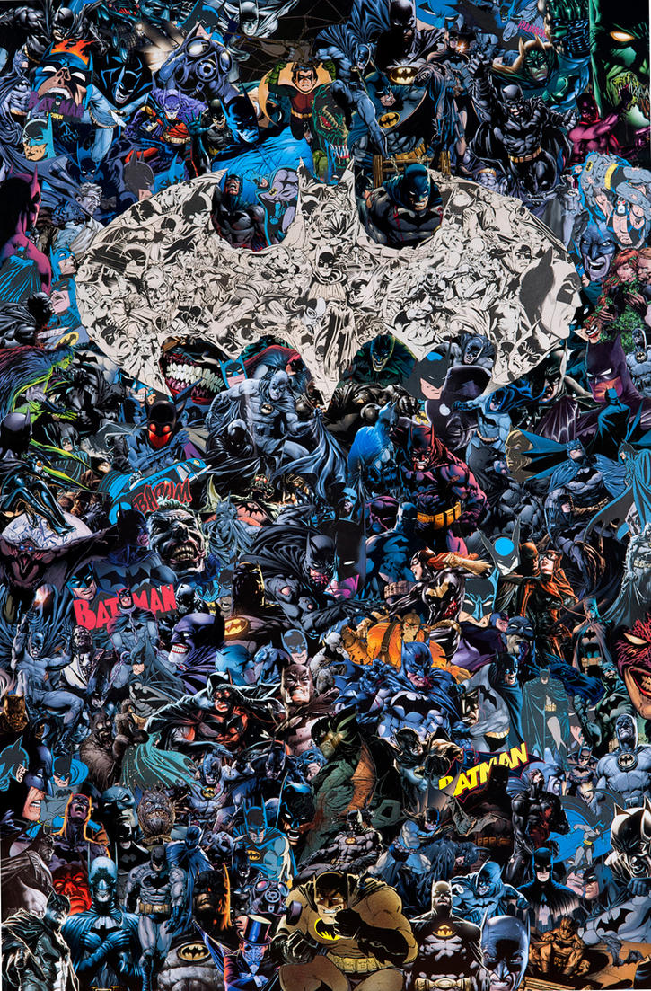 Most Inspiring Wallpaper Logo Collage - batman_logo_collage_by_darkhawk41-d8ykiw6  Collection_932773.jpg