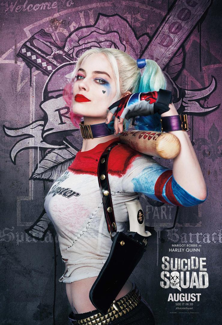 Harley Quinn by DarkHawk41