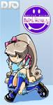 Cute Xelestine Full Color by Dve6
