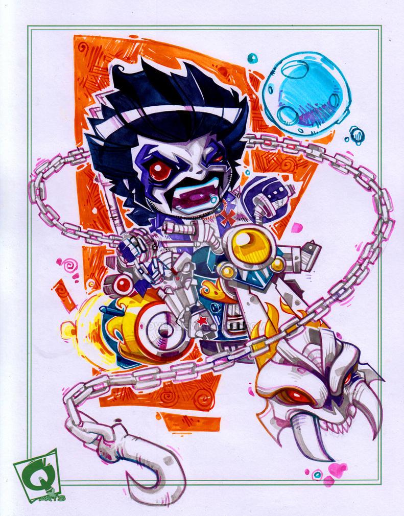 Lobo by Dve6
