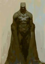BATMAN by PuppeteerLee