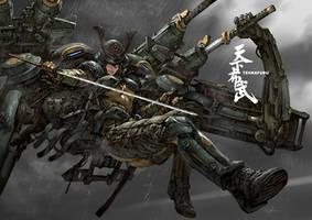 Nobunaga by PuppeteerLee