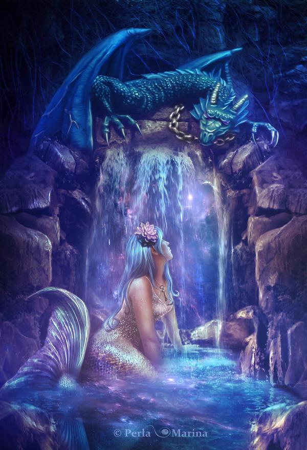 Secret Grotto by PerlaMarina