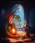 Dragon Master by PerlaMarina