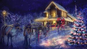 Christmas comes by PerlaMarina