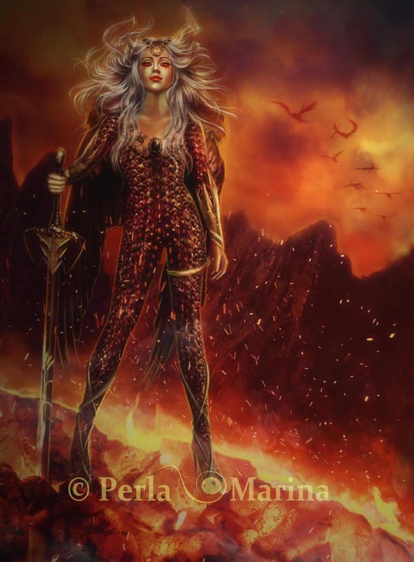 Dark overlord by PerlaMarina
