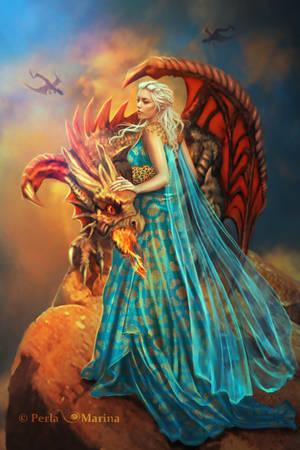 Daenerys by PerlaMarina