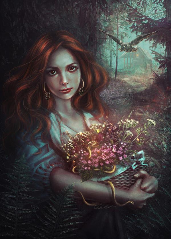 Vorozheya by PerlaMarina
