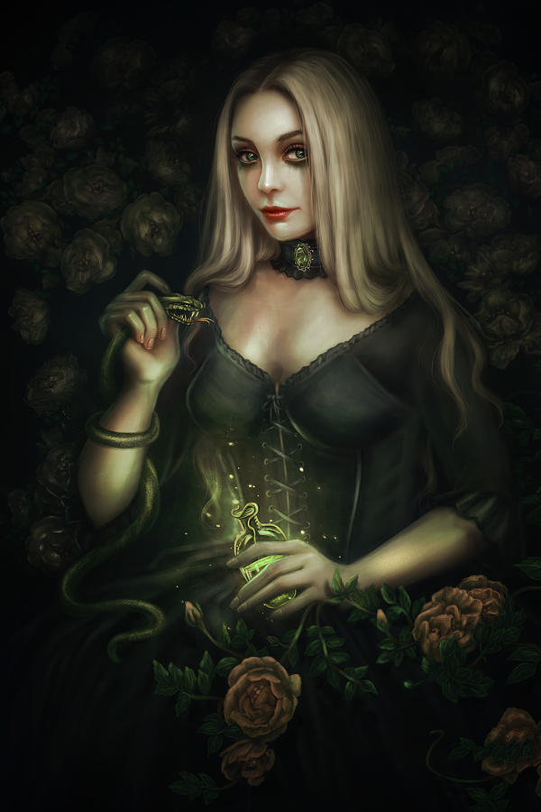 Venom by PerlaMarina