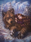 Nessie and her Wolf