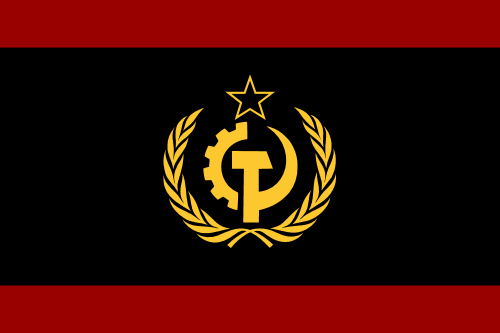 Workers' Techological Republic of Greater Prussia by GrassrootsAutocrat