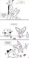 Drunken Fox. The Mark Extra Page 3