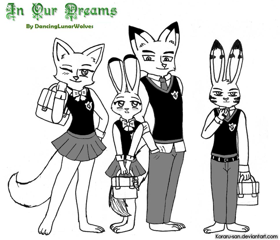 In our dreams by Koraru-san