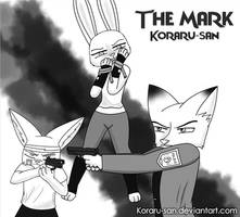 The Mark Chapter 17 Preview by Koraru-san