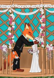 You may kiss the bride by Koraru-san