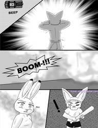 The Mark Page 18.5 by Koraru-san