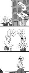 A Little Pick Me Up by DancingLunarWolves by Koraru-san