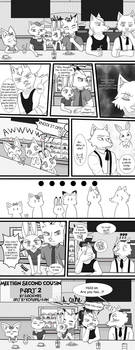 Meeting second cousing part 2 by Saoswife