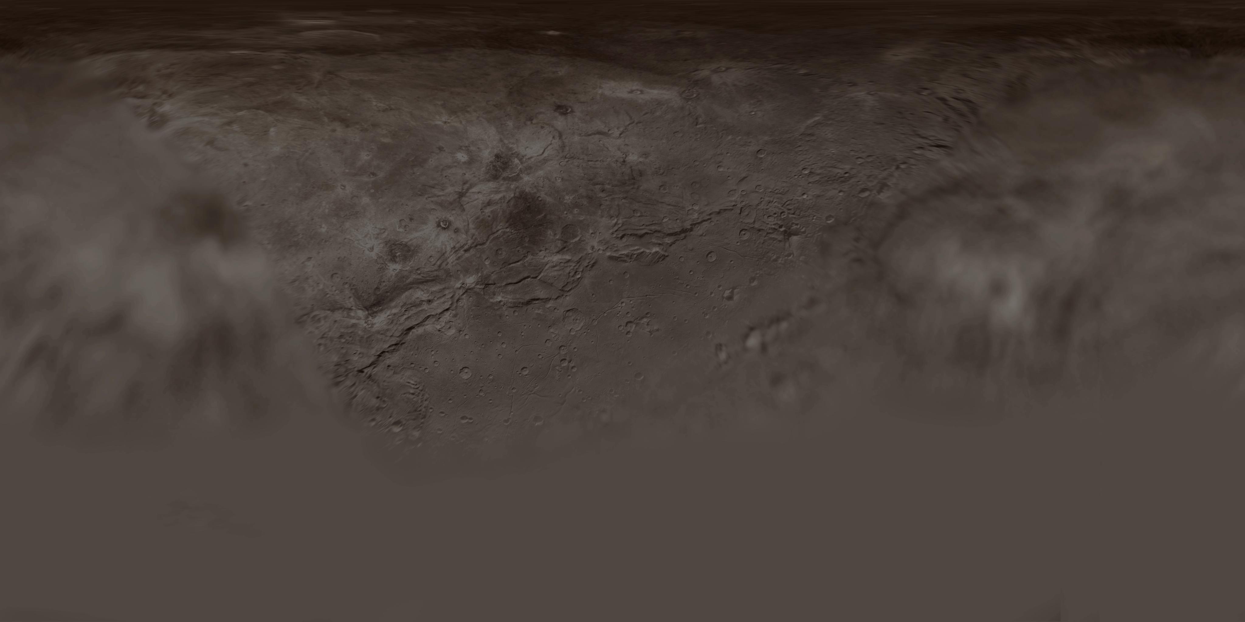 Charon Map (2015 Nov 07)