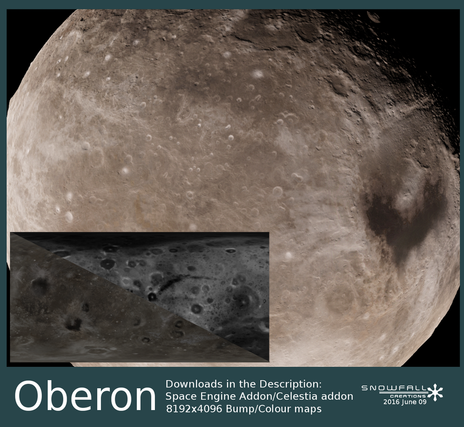 Uranus Project Missing Data - Oberon by Snowfall-The-Cat