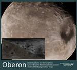 Uranus Project Missing Data - Oberon